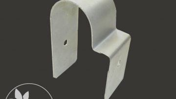 Arc-Pillar Flange