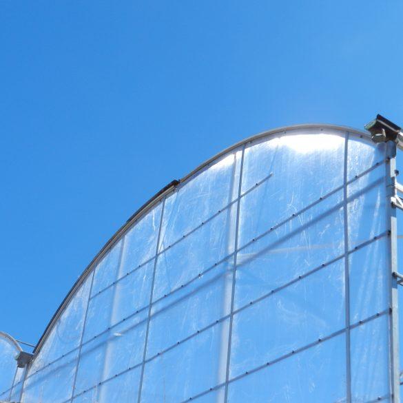 Circular greenhouses