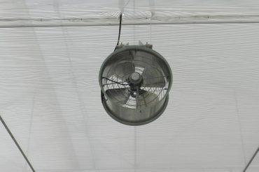 فن چرخش هوا